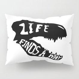Life Finds a Way 1 Pillow Sham
