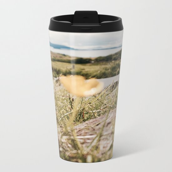 Clarity Metal Travel Mug
