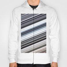 silver stripes Hoody