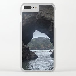 The Gateway Clear iPhone Case