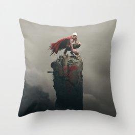 Tetsuo Shima Throw Pillow