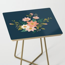 Spring flowers Side Table