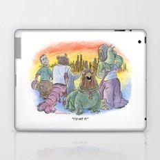 I'd Hit It Laptop & iPad Skin