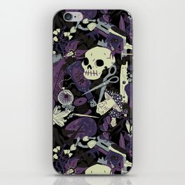 Witchy (Poisonous Variant) iPhone Skin