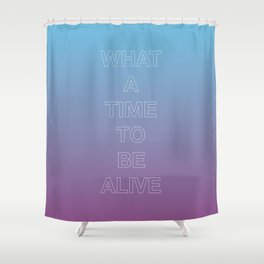 WATTBA Shower Curtain