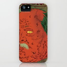 Squonk Grover Cleveland  iPhone Case