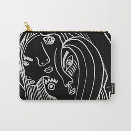 Double-faced Carry-All Pouch