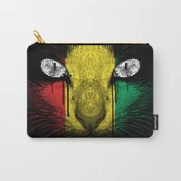 Rasta Meow Carry-All Pouch