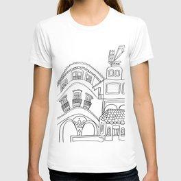 Beautiful Malaga City T-shirt