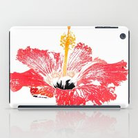 hibiscus iPad Cases featuring Hibiscus by Regan's World