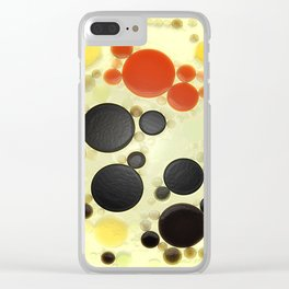 :: Sun Spots :: Clear iPhone Case