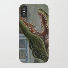 The Barker House iPhone X Slim Case