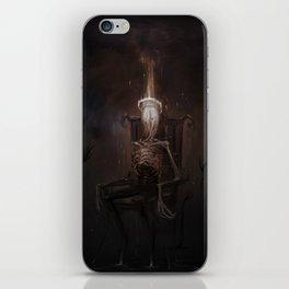 Portrait of a Demon iPhone Skin