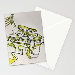 Straight Shooter Stationery Cards