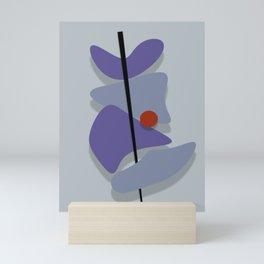 Simple Abstract Mini Art Print