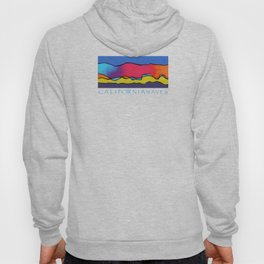 CALIFORNIA WAVE Hoody