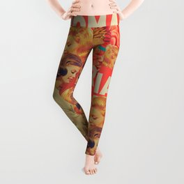 Woman Power Leggings