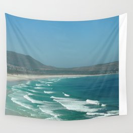 Cape of Good hope to south Africa Wall Tapestry