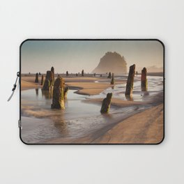 The Ghost Forest Laptop Sleeve