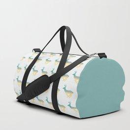 Deer and Plains Duffle Bag