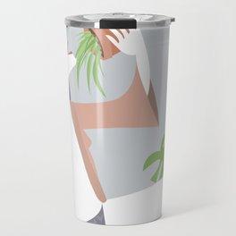 Singing Plant Lady Travel Mug