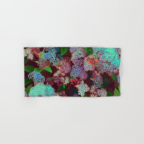 Flower carpet(55) Hand & Bath Towel