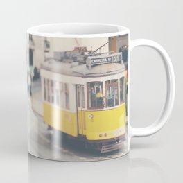 city trams ...  Coffee Mug
