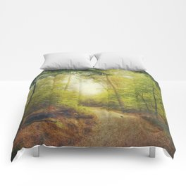 Dreamy Forest Comforters