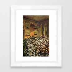 Investiture of the Military Order of Maria Theresa at the Viennese Court Framed Art Print