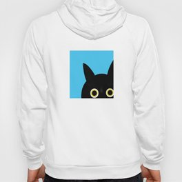 My Cat is Looking at You Hoody