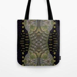 Manifold Mandala Grotesque #3 Tote Bag