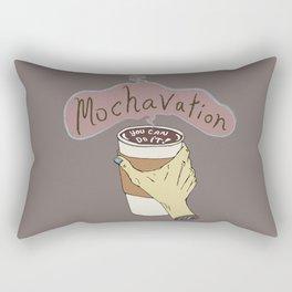 Mochavation Rectangular Pillow