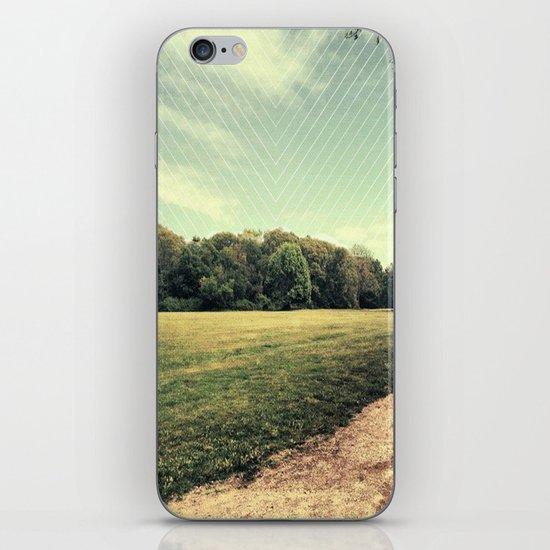 field. iPhone & iPod Skin