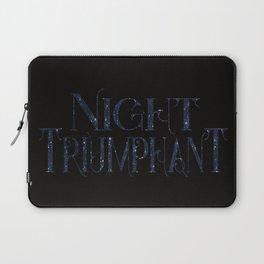 Night Triumphant - ACOWAR Laptop Sleeve
