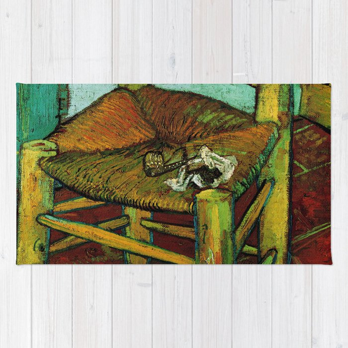Van Gogh Goghs Chair GoghVincent Goghimpressionist