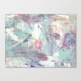 Weathered Rhythms Canvas Print