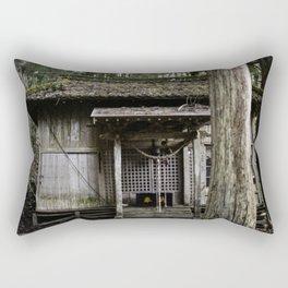 Toho forest shrine Rectangular Pillow