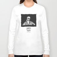 gangster Long Sleeve T-shirts featuring Gangster Rathne by gappiya
