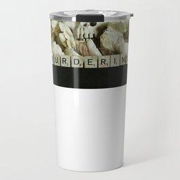Murderino Travel Mug
