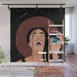 Summer Nights Wall Mural