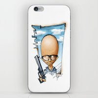 moby iPhone & iPod Skins featuring Moby by alexviveros.net