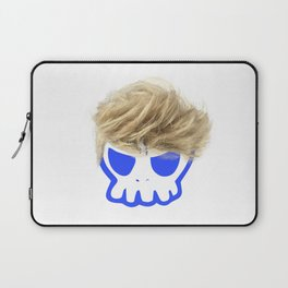 Willy the Wig Laptop Sleeve