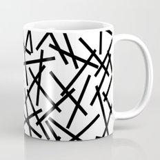 Kerpluk Black on White Mug