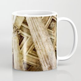 Ancient Roman Temple Coffee Mug