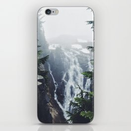 Water on the Mountain iPhone Skin