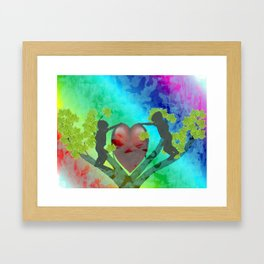 Everyone Is Special To Someone Framed Art Print