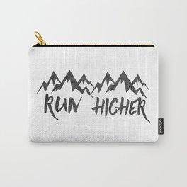 Run Higher  Carry-All Pouch