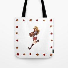 apple thief Tote Bag