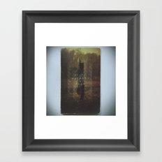 Paperback Framed Art Print