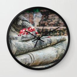 Phuang Malai for the Buddha Wall Clock